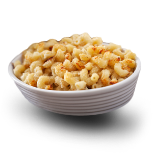 BAKED CHEESE & MACARONI