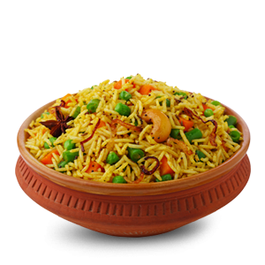 PULAO - VEGETABLE